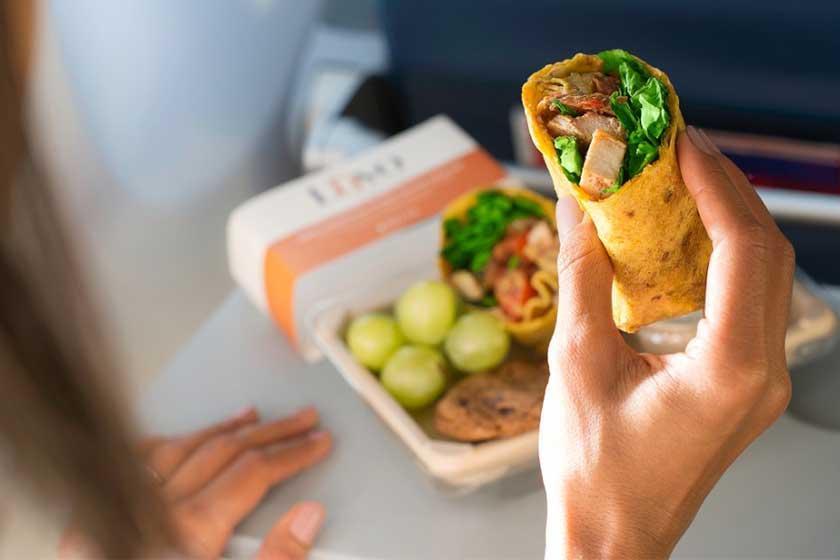 بدترین وعده های غذای هواپیما در دنیا