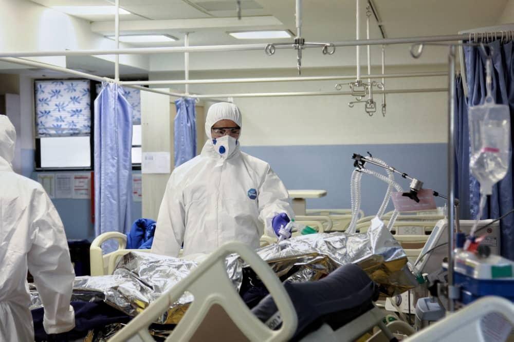خبرنگاران راه اندازی کلینیک تخصصی مسائل حاد تنفسی در یزد