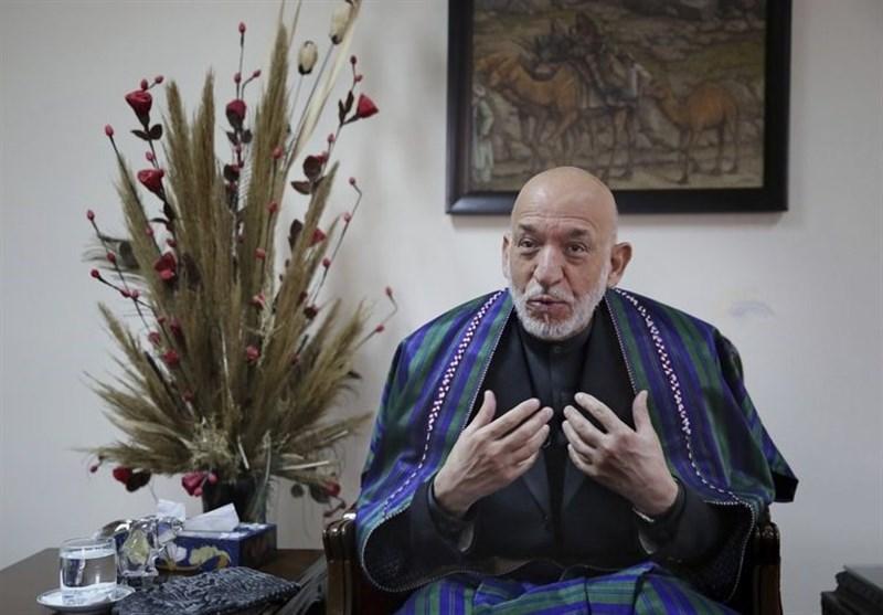 درخواست کرزی از روسیه برای افزایش همکاری در فرایند صلح افغانستان