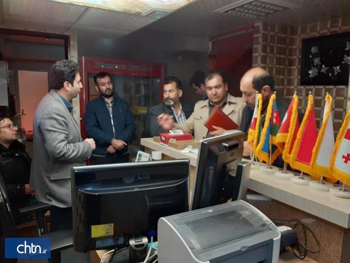 پذیرش مسافر در مراکز اقامتی شهرستان اردبیل ممنوع است