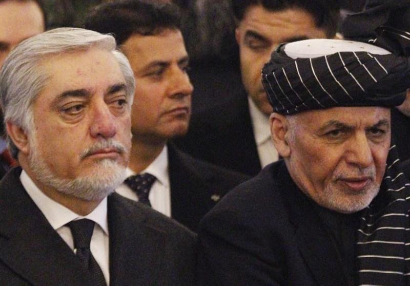 اشرف غنی ریاست اجرایی افغانستان را منحل کرد
