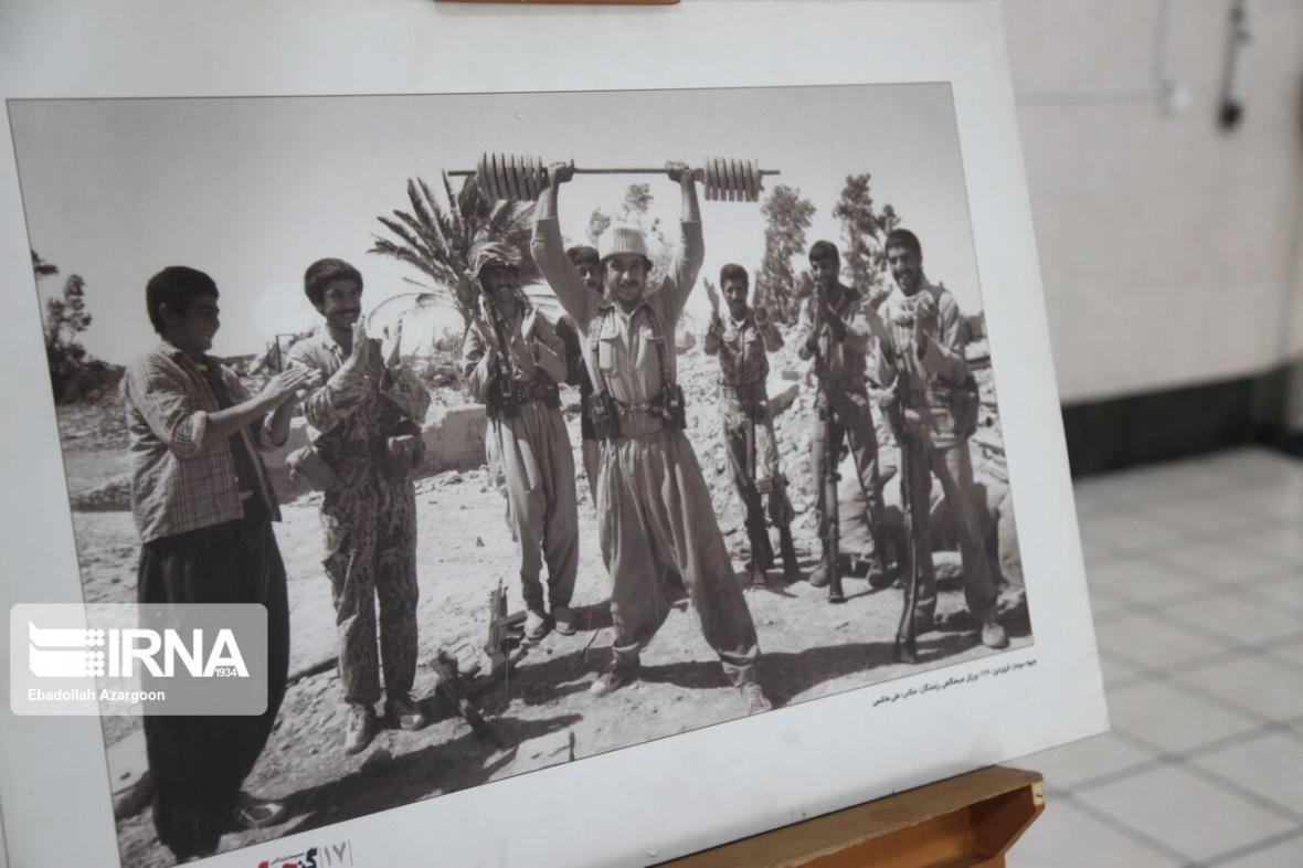 خبرنگاران جانباز 70 درصد البرزی به یاران شهیدش پیوست