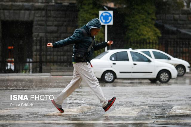 هشدار هواشناسی نسبت به بارش شدید باران و برف دربرخی مناطق کشور