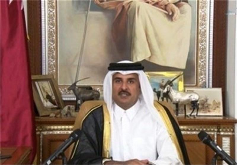 تحولات منطقه؛ محور گفت وگوی تلفنی امیر قطر و شاه اردن