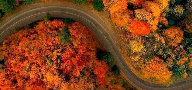 قشنگ ترین جای ایران برای سفر پاییزی