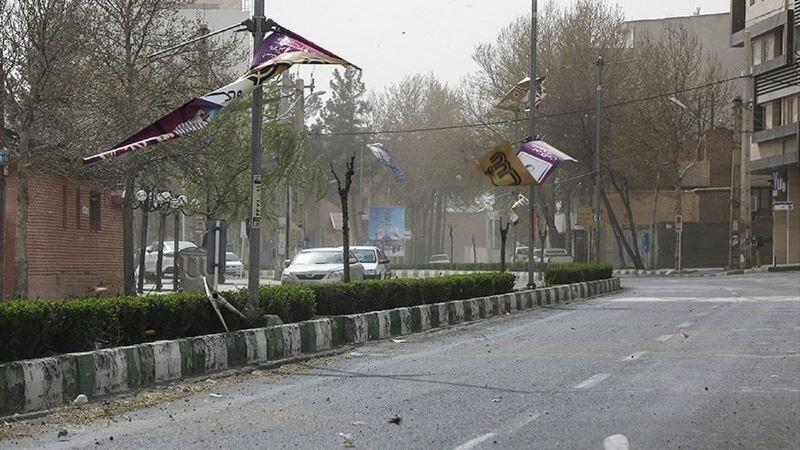 خبرنگاران هشدار هواشناسی تهران: وزش باد شدید پیش بینی می گردد