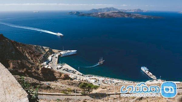 اعلام آمادگی یونان برای پذیرش گردشگران