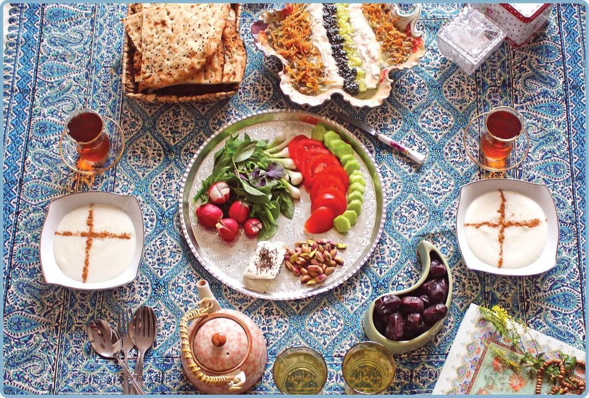 در شرایط کرونایی ماه رمضان تغذیه ما باید چگونه باشد؟