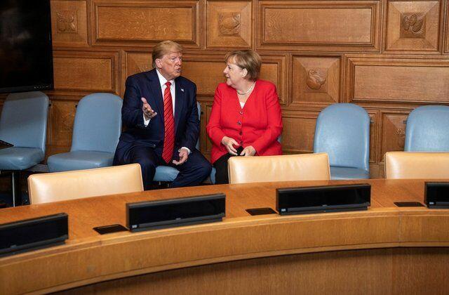 خبرنگاران کرونا آلمانی ها را به آمریکا بدبین تر نموده است