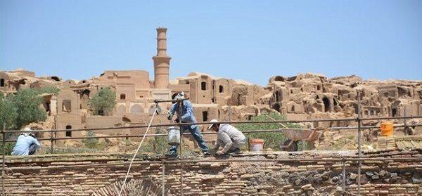 بازسازی بناهای تاریخی یزد در سکوت کرونایی گردشگری