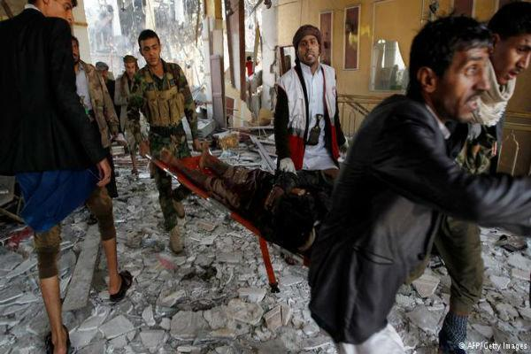 جنگنده های متجاوز سعودی حجه یمن را به شدت بمباران کردند