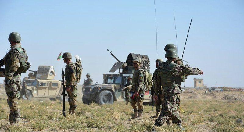 خبرنگاران 18 سرباز ارتش افغانستان در نبرد با طالبان کشته شدند