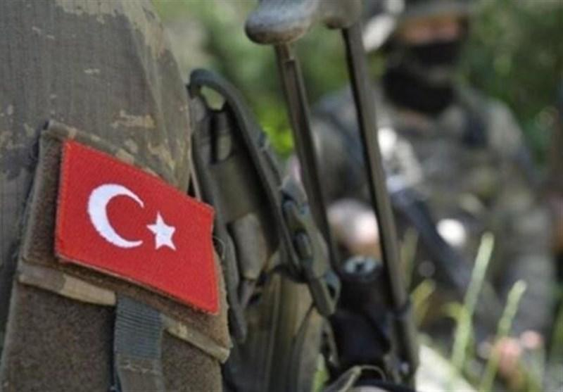 جان باختن یک سرباز ترکیه در شمال عراق، تشییع سرباز جان باخته در ادلب