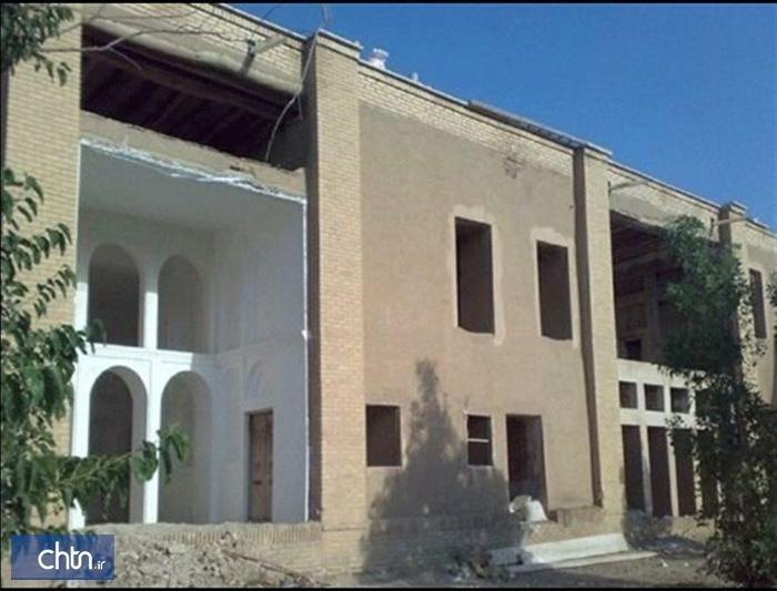 قلعه خاندان بهادری در استان مرکزی بازسازی می گردد