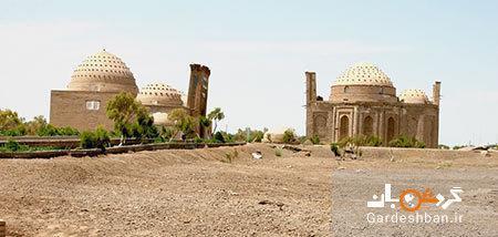 کهنه گرگانج؛ شهری باستانی در ترکمنستان ، عکس