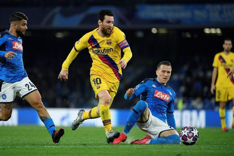 بارسلونا محروم می گردد؟