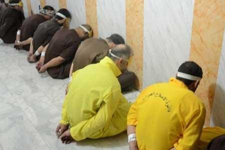 دستگیری 12 داعشی در الانبار توسط اطلاعات عراق