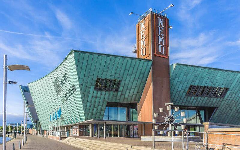 از موزه علم نمو آمستردام چه می دانید؟