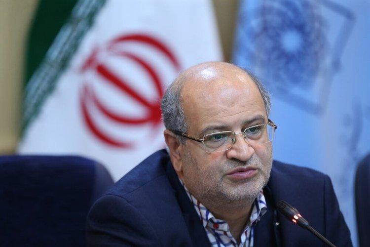 زالی: کنترل کرونا در تهران سخت است
