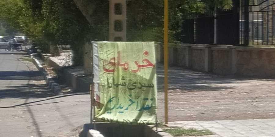 خبرنگاران فرمانده انتظامی: طرح جمع آوری دستفروشان خرمای سبدی در بم کلید خورد