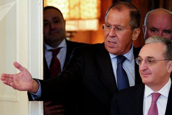 وزیر خارجه ارمنستان به روسیه می رود