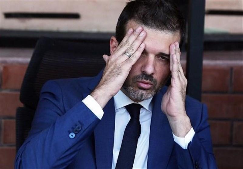 استراماچونی: فدراسیون فوتبال مجوز را لغو نموده است، هرگز پیشنهادی دریافت نکردم