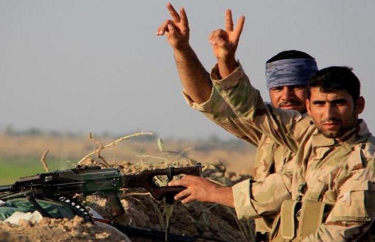 حشدالشعبی حمله داعش به میادین نفتی دیالی را ناکام گذاشت