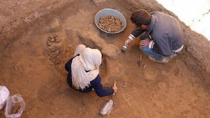 فصل هشتم کاوش در شهرهخامنشی خراسان شمالی بدون باستان شناسان آلمانی آغاز شد