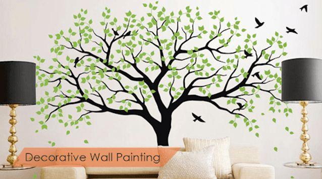 انواع کاغذ دیواری را بشناسید