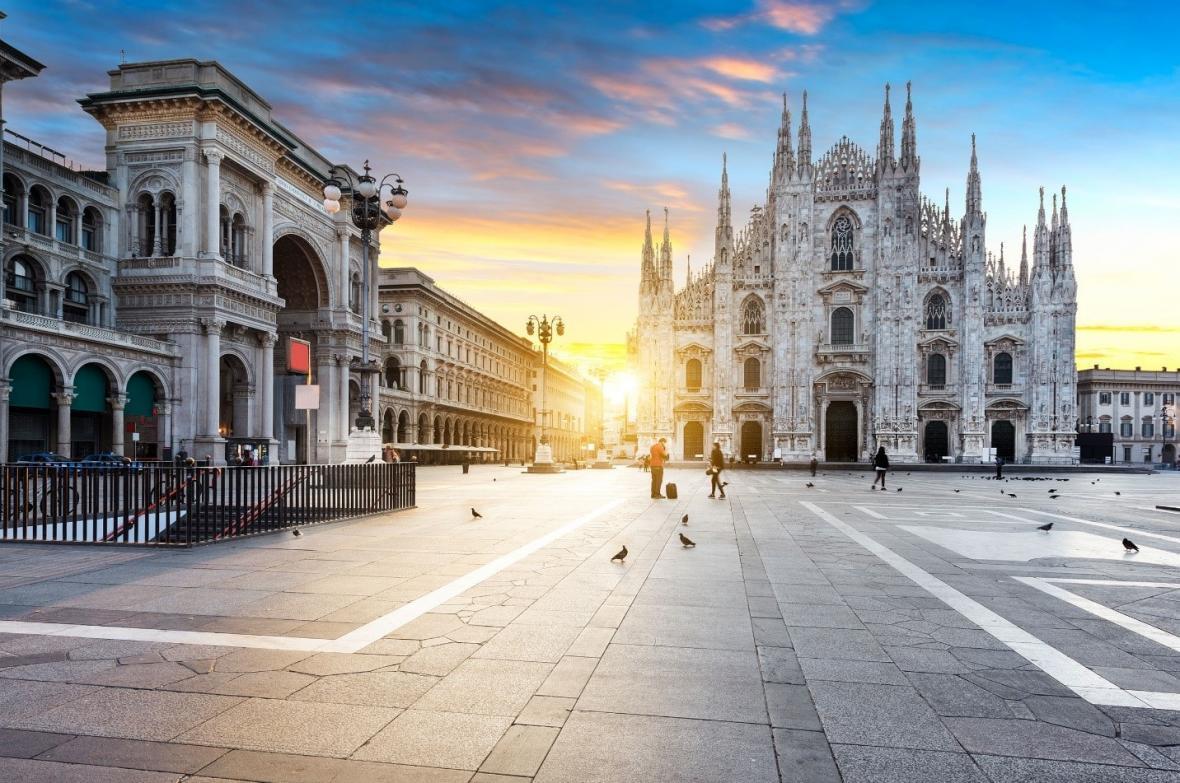 شهر میلان؛ پایتخت مد دنیا