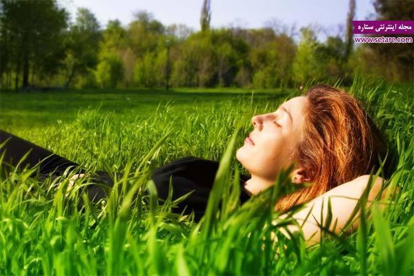 آرام سازی یا ریلکسیشن چیست؟