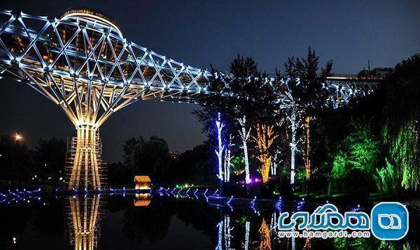 پل طبیعت تهران؛ شاهکار معماری در بطن پایتخت