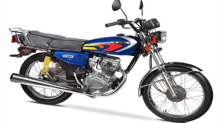 قیمت انواع موتورسیکلت در 17 آذر 99
