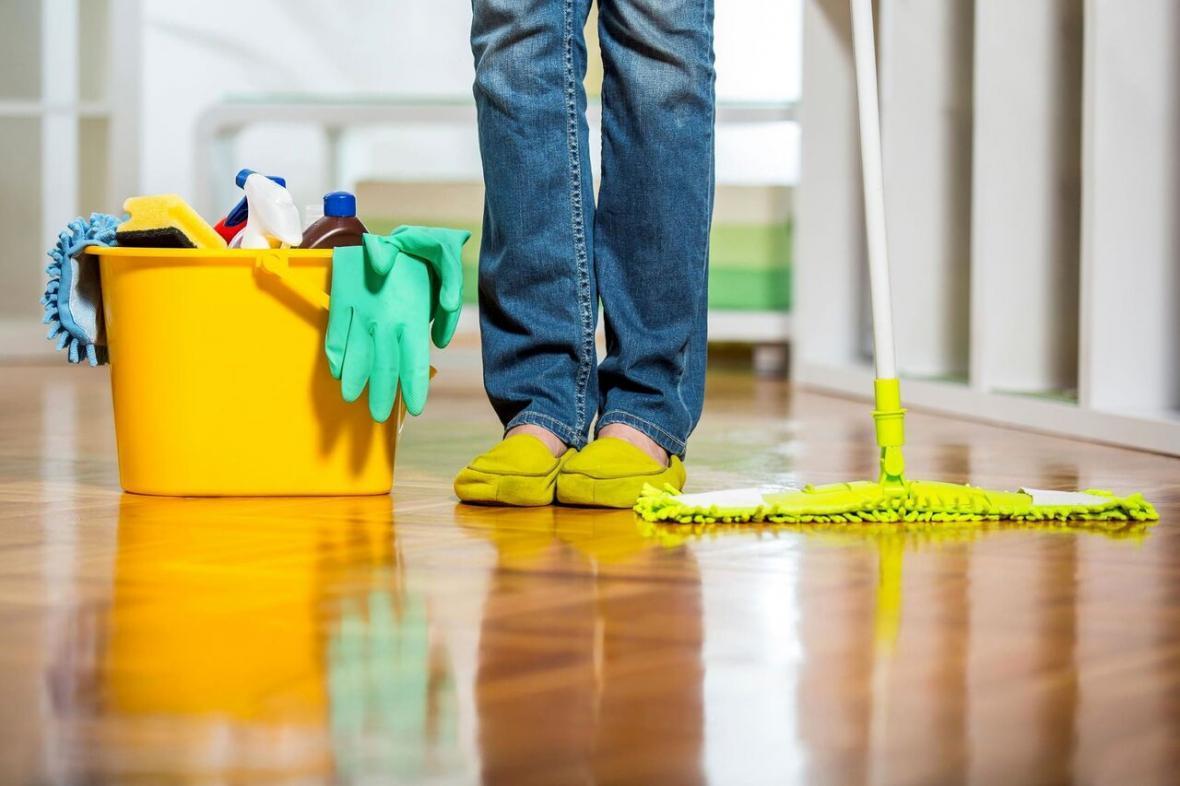10 ترفند برای تمیز کردن خانه در کوتاه&zwnjترین زمان
