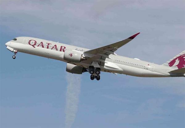 نگران کاهش پروازهای عبوری قطر نیستیم، آسمان ایران به صرفه ترین راستا