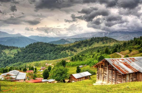 ماسال؛ بهشتی در کوهستان های گیلان