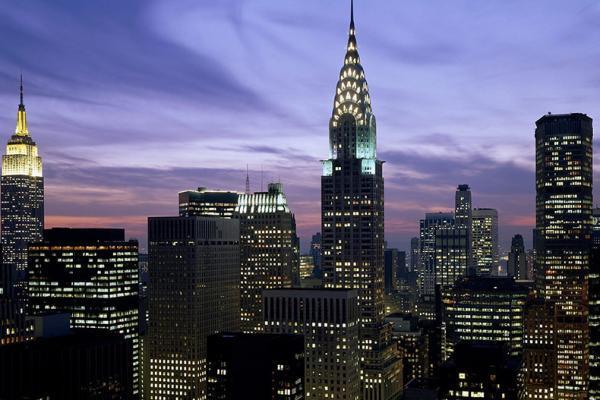سفر به آمریکا: ساختمان کرایسلر نیویورک؛ اولین و بلندترین ساختمان آجری دنیا