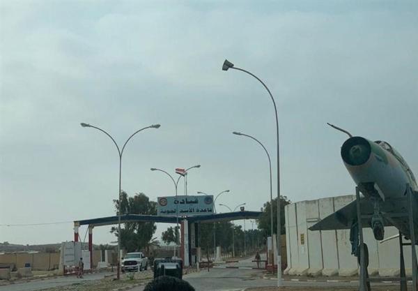 المیادین از فرود یک فروند هواپیمای آمریکایی از کویت به پایگاه عین الاسد اطلاع داد