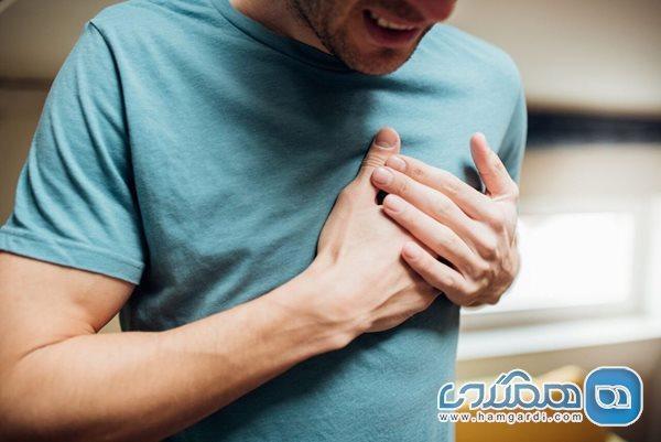 درد مقطعی قفسه سینه به چه معناست؟