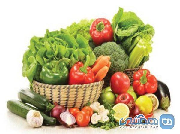 تغذیه سالم برای سبزی نخورها