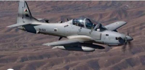 مرگ 30 تن از طالبان درحملات هوایی ارتش افغانستان