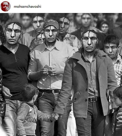 درد و دل محسن چاوشی با هواداران
