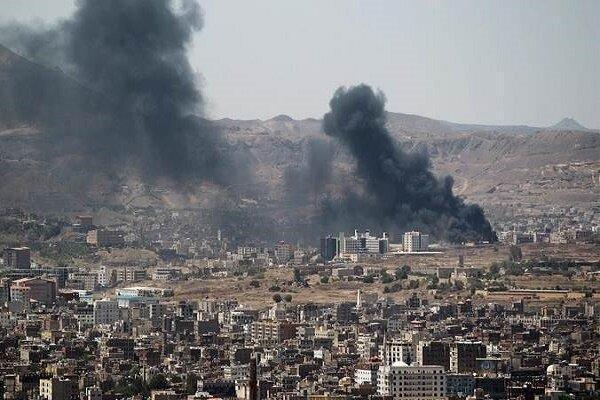 خشم سعودی ها از پیشروی نیروهای یمنی، مأرب 31 بار بمباران شد