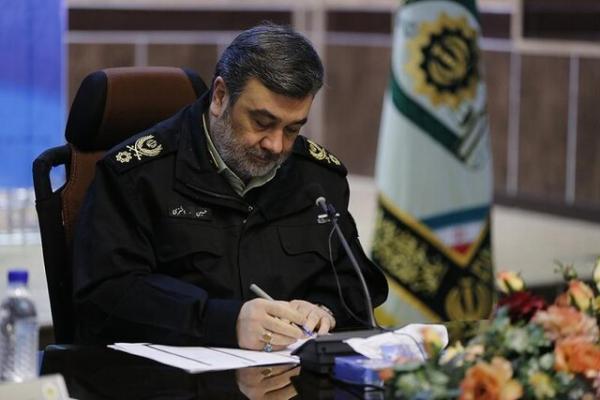 فرمانده ناجا فرا رسیدن روز پاسدار و جانباز را تبریک گفت خبرنگاران
