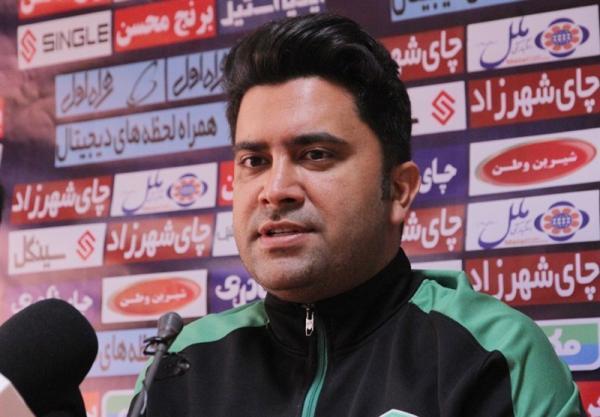 اخباری: روی اشتباهات خودمان گل خوردیم و مغلوب استقلال شدیم، از عملکرد بازیکنان جدید راضی نیستم