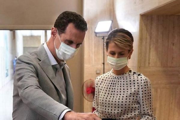 آخرین اخبار از شرایط سلامتی بشار اسد و همسرش