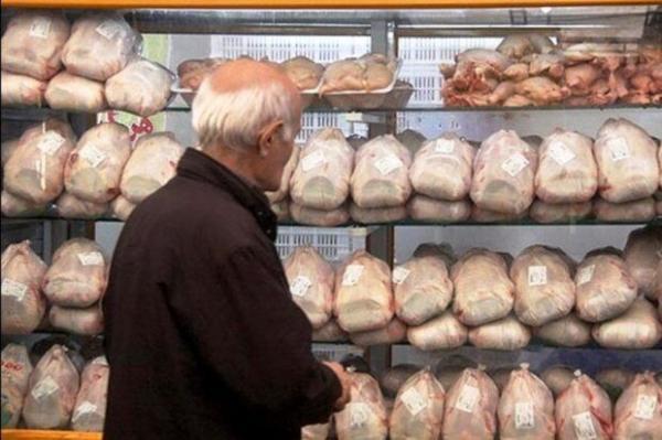 خبرنگاران زور ستاد تنظیم بازار به قیمت مرغ نمی رسد