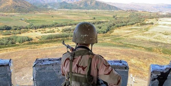 شهادت سرباز وظیفه در هنگ مرزی ارومیه
