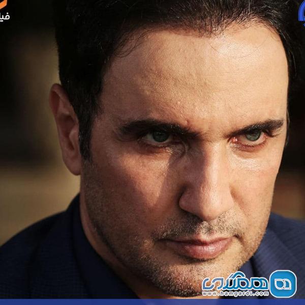محمدرضا فروتن بازیگر سریال سیروس مقدم شد