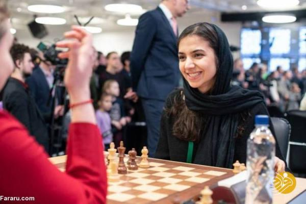 بانوی اول شطرنج ایران در بین 10 بازیکن برتر دنیا